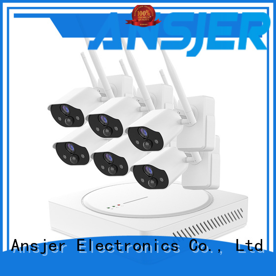 Ansjer cctv durable simply smart home security supplier for home
