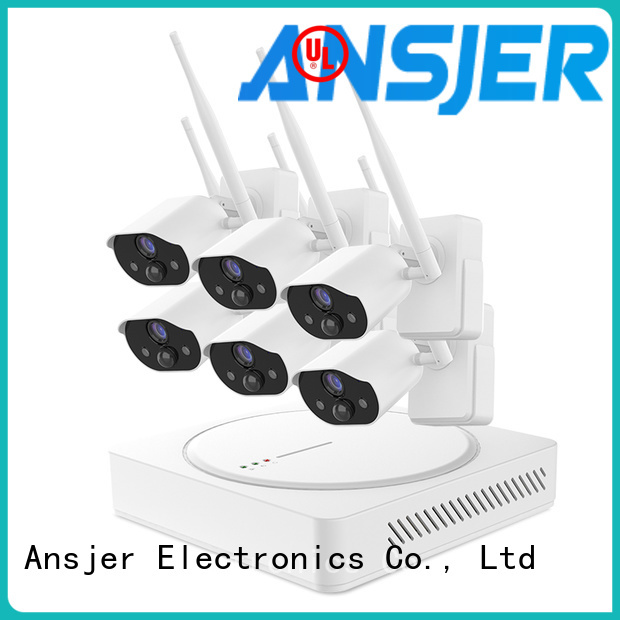 Ansjer cctv smart home surveillance series for home