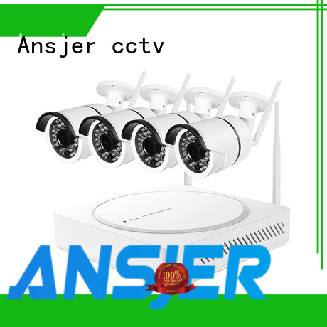 Ansjer cctv internet 1080p wireless security camera manufacturer for home
