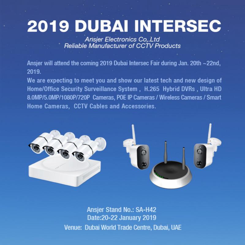 2019 Dubai Intersec