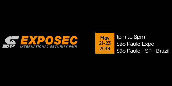 Ansjer-EXPOSEC 2019 - International Security Fair