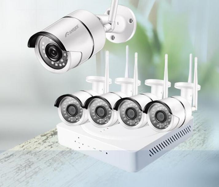 Ansjer-Blog Post-what Is The Best Way To Select Cheap 4k Security Camera-1