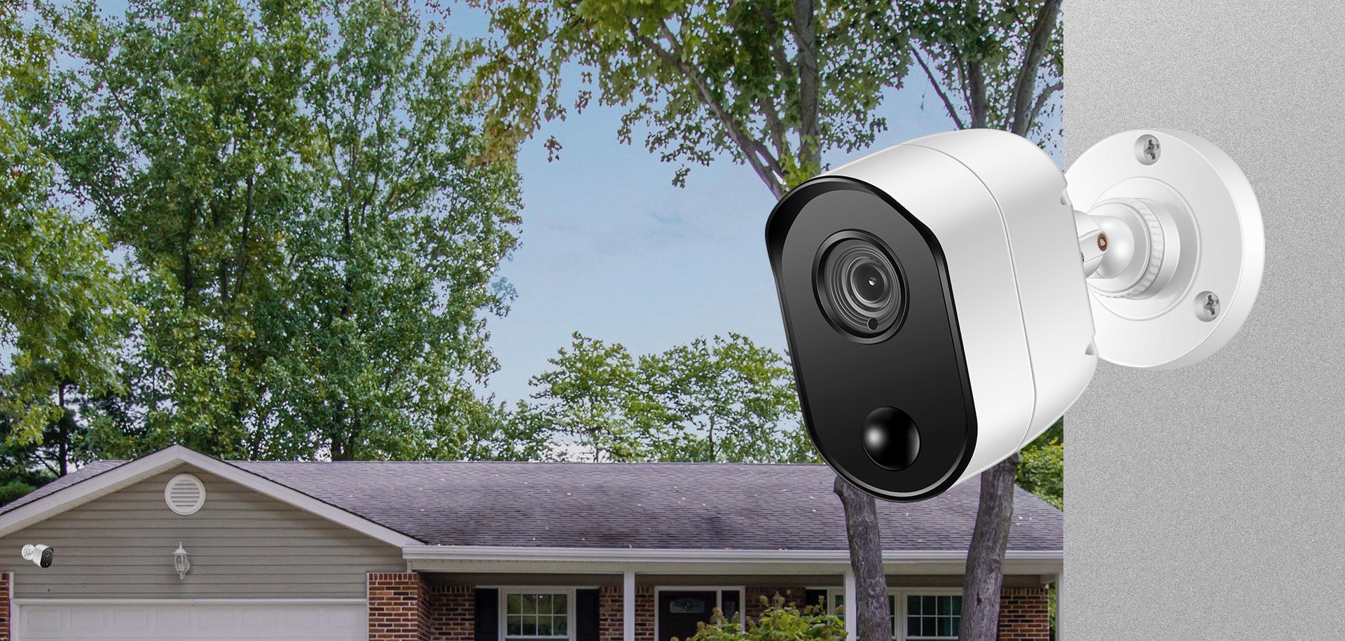 security camera-Ansjer cctv