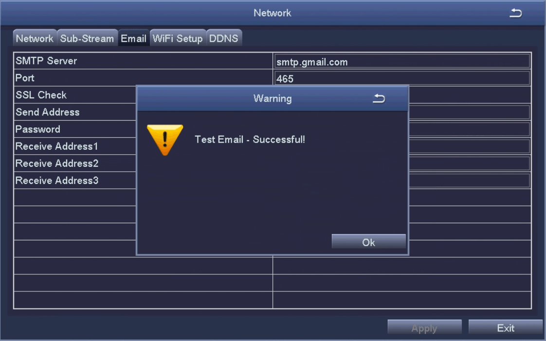 Ansjer-How To Use A New Gmail Account To Set Dvr Mail Alarms-7