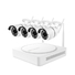wireless 1080p hd wireless security camera system free with night vision for home