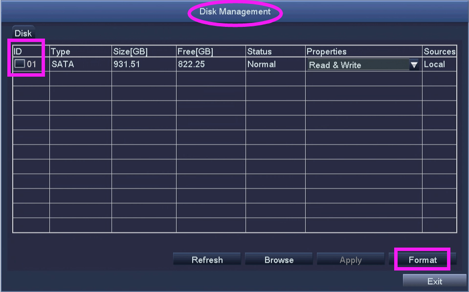 Ansjer cctv-How To Set Up Record And Playback On Ansjer Dvr-1