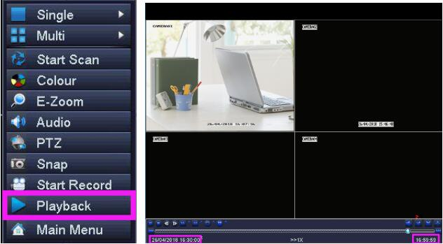 Ansjer cctv-How To Set Up Record And Playback On Ansjer Dvr-19