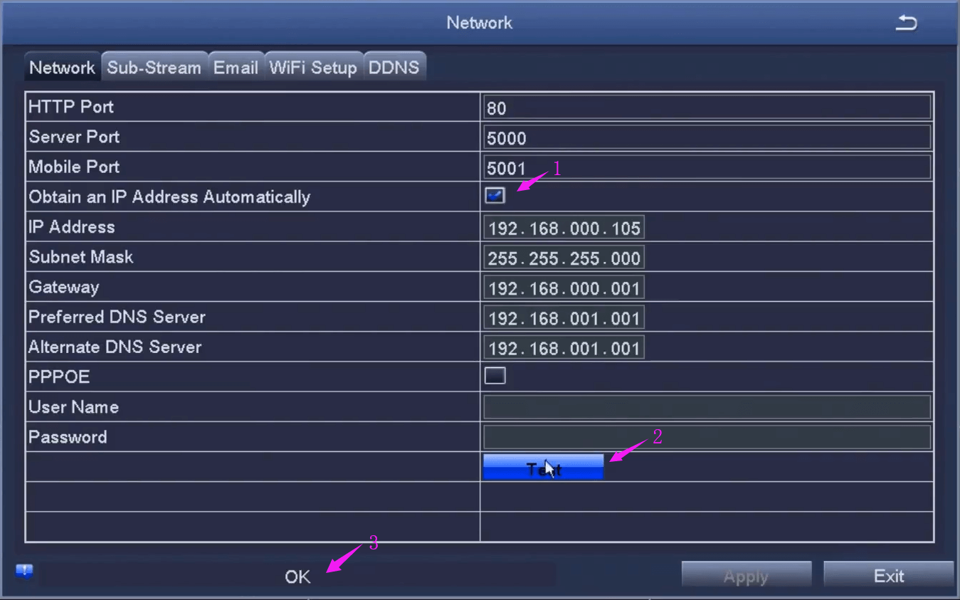Ansjer cctv-Connecting The Dvr To The Internet, Ansjer Electronics Co, Ltd-1
