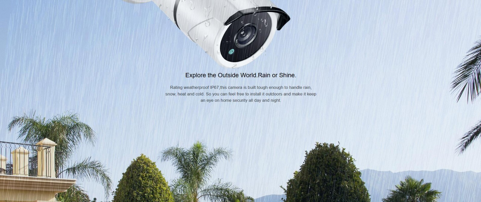 electric 4k security system alert manufacturer for home