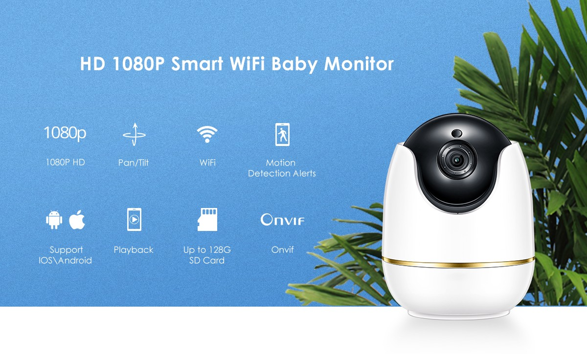 Ansjer cctv-What is the best wifi security cameras for your home