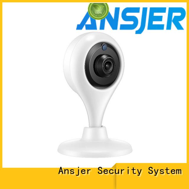 Ansjer cctv alarm best outdoor wireless ip camera series for surveillance