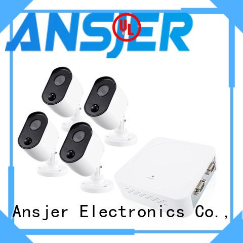 Ansjer cctv dvr 1080p cctv system series for home