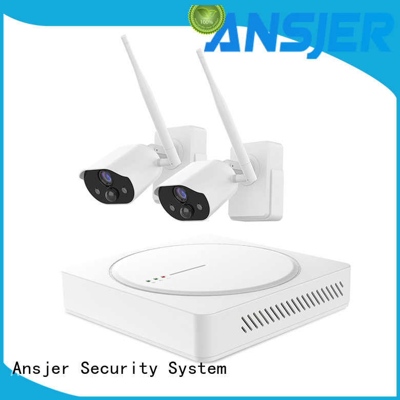 wire-free smart home security system support supplier for home