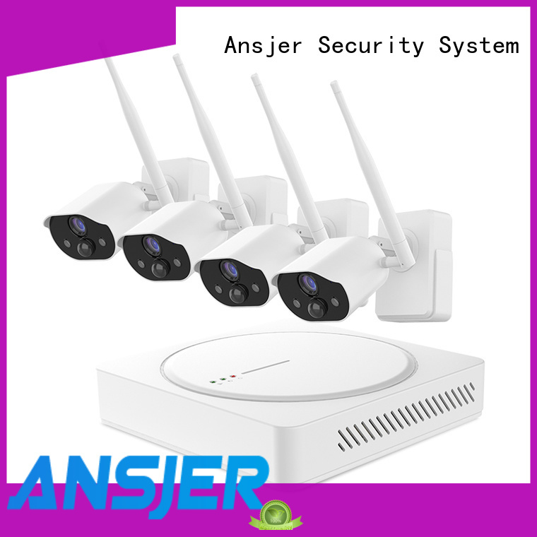 high quality smart home monitoring system support series for surveillance