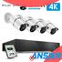 electric 4k security system alert manufacturer for home