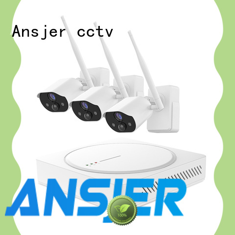 simply smart home security audio supplier for surveillance