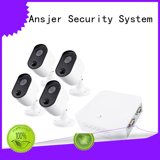 alert 1080p cctv camera system wholesale for surveillance