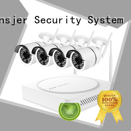 motion 1080p hd wireless security camera system recorder for surveillance Ansjer cctv