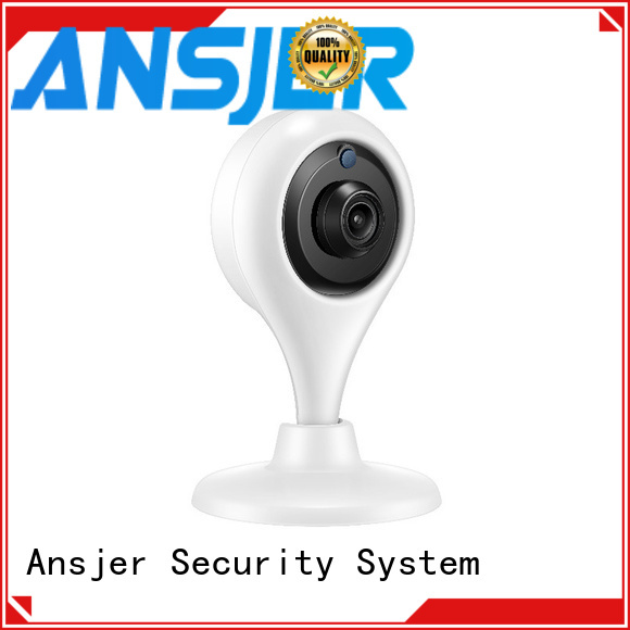 Ansjer cctv lens outdoor ip camera wifi supplier for office