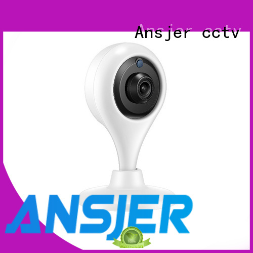 Ansjer cctv electric best outdoor wireless ip camera wholesale for indoors or outdoors