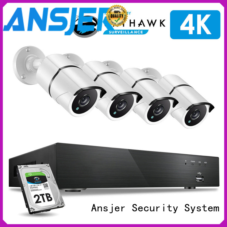 durable 4k ip camera system surveillance supplier for surveillance