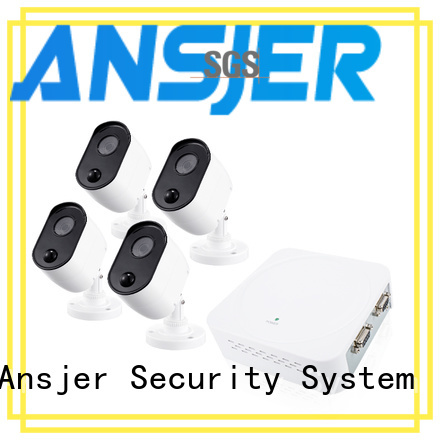 Ansjer cctv night 1080p cctv system series for home