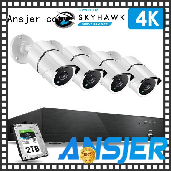security 4k cctv system cameras wholesale for surveillance