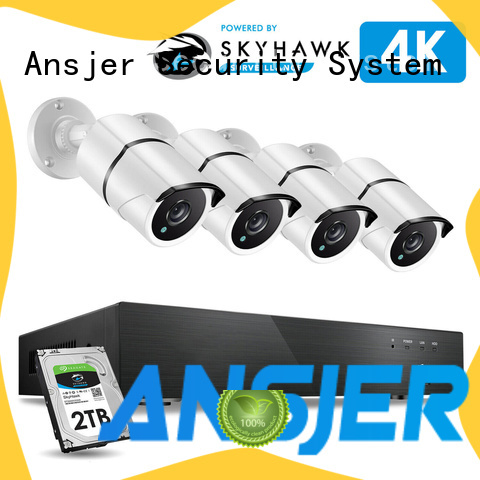 security best 4k security camera system email series for indoors or outdoors