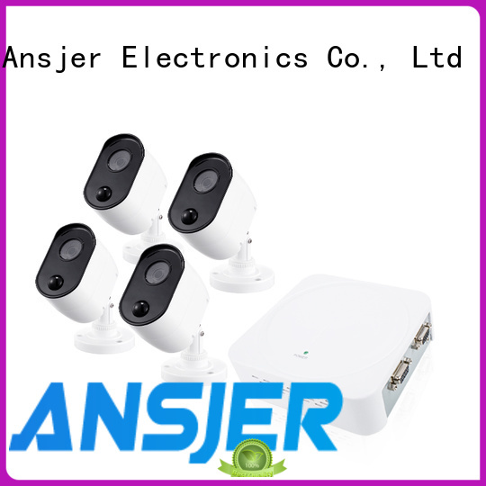 high quality 1080p security system storage wholesale for home