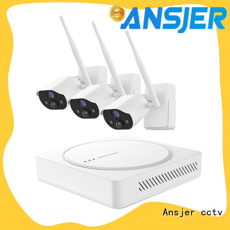 security best smart home security system nvr series for home