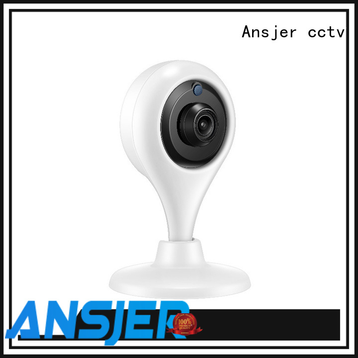 Ansjer cctv ultra wireless ip camera series for office