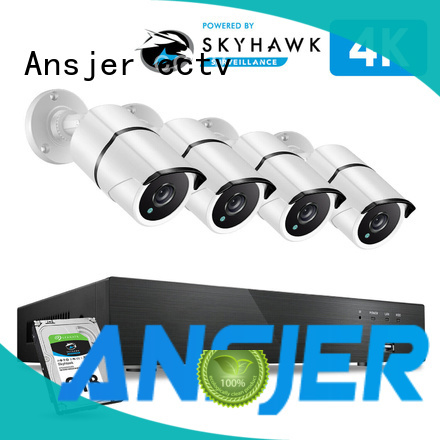 security best 4k security camera system camera supplier for indoors or outdoors
