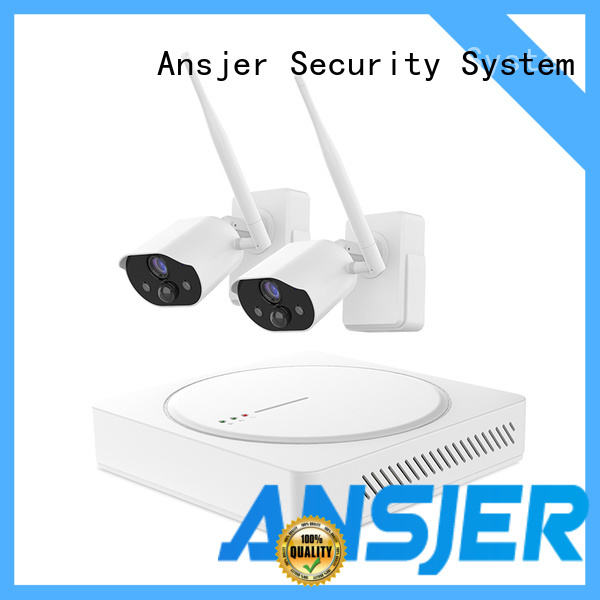 Ansjer cctv high quality smart home surveillance supplier for surveillance