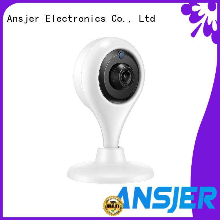 Ansjer cctv electric best ip camera for home wholesale for surveillance