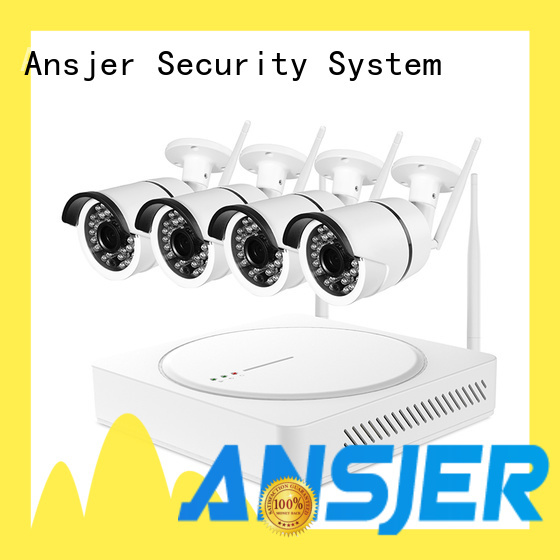 security wireless cctv system night wholesale for office
