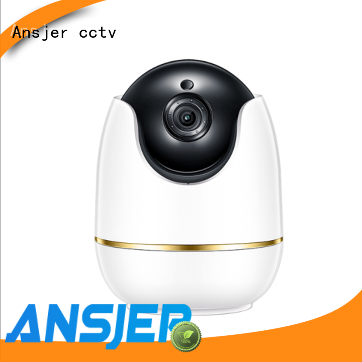 Ansjer cctv alarm ip cctv camera series for home