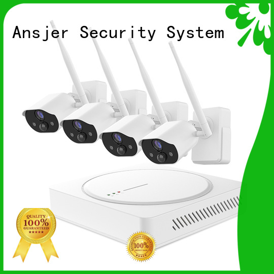 smart home cctv support for indoors or outdoors Ansjer cctv