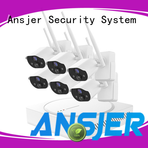 Ansjer cctv smart home security supplier for surveillance