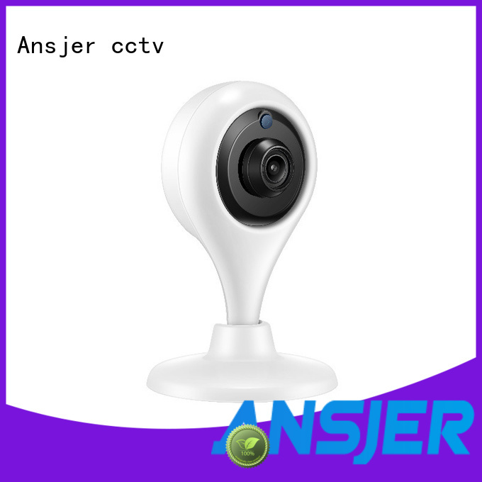 Ansjer cctv detection ip surveillance camera series for home