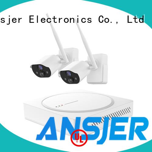 Ansjer cctv detection smart home surveillance systems supplier for surveillance