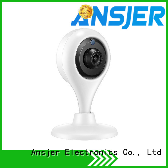Ansjer cctv security outdoor ip camera wifi wholesale for home