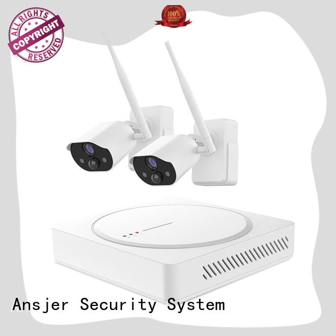 Ansjer cctv detection smart home security camera supplier for surveillance