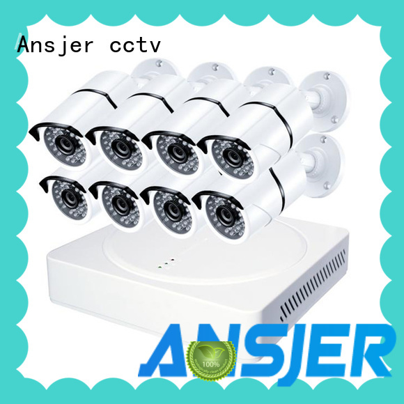 high quality 4k cctv system motion series for indoors or outdoors