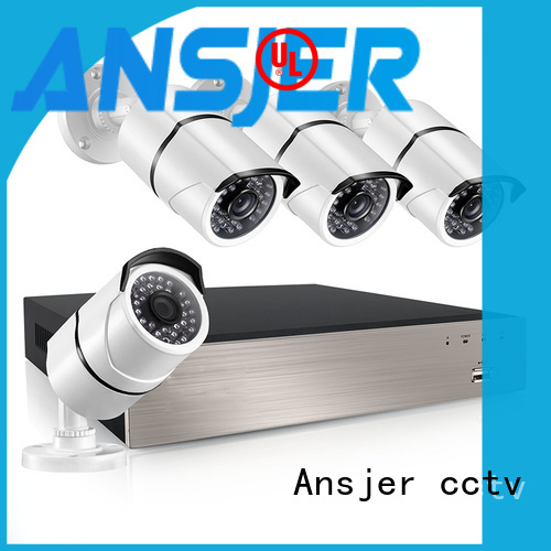 Ansjer cctv nvr 5mp wholesale for indoors or outdoors