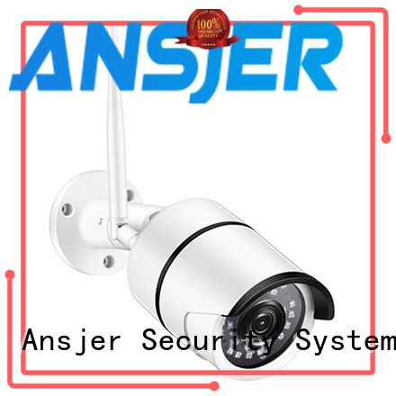 Ansjer cctv security camera wifi ip wholesale for indoors or outdoors