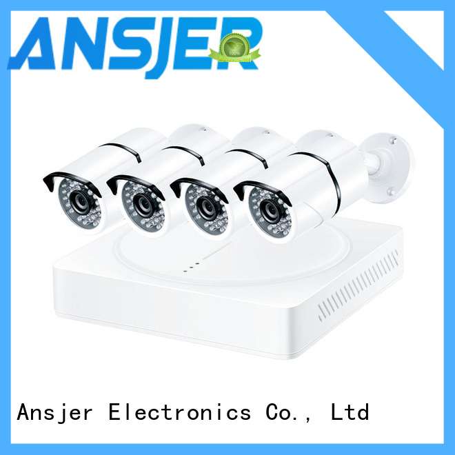 electric 2k ip security camera system bullet manufacturer for indoors or outdoors