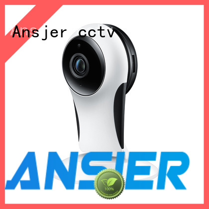 Ansjer cctv ultra home ip camera series for office