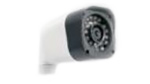 Ansjer-Ansjer 720P 4CH Security System Camera CCTV DVR Kit 10MP Weatherproof IP66 Bullet Camera-2