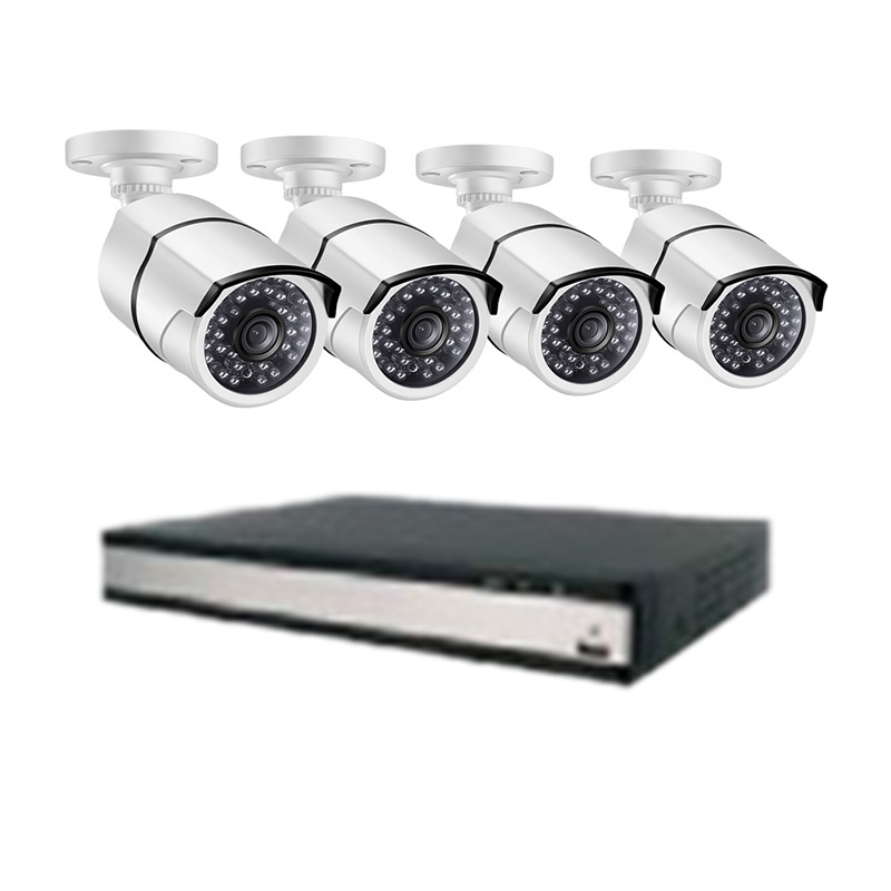 Ansjer cctv durable 5mp surveillance system wholesale for indoors or outdoors-1