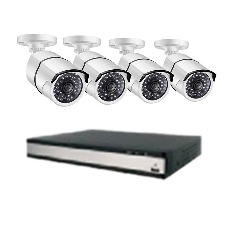 Ansjer cctv poe ip camera 1080p manufacturer for surveillance